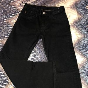 H&M Black Skinny Jeans& 3 sweaters
